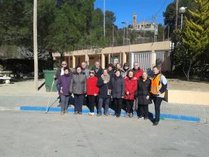 Les caminades saludables a Castellbell i el Vilar continúen amb més força que mai