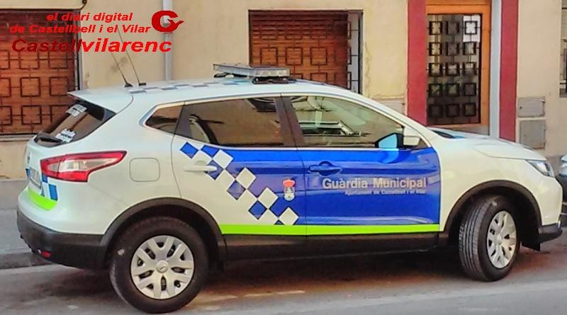 Cinc policies ferits en voler aturar una festa il·legal a Sant Joan de Vilatorrada