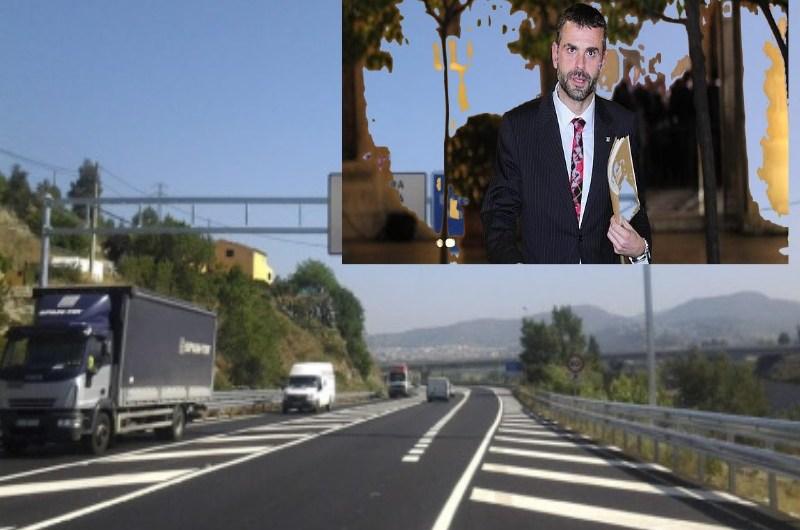 El conseller Vila reitera el compromís del Govern amb la millora i optimització del corredor de la C-16 i la C-55 al Bages