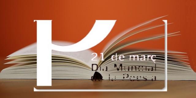 Les biblioteques celebren el Dia Mundial de la Poesia