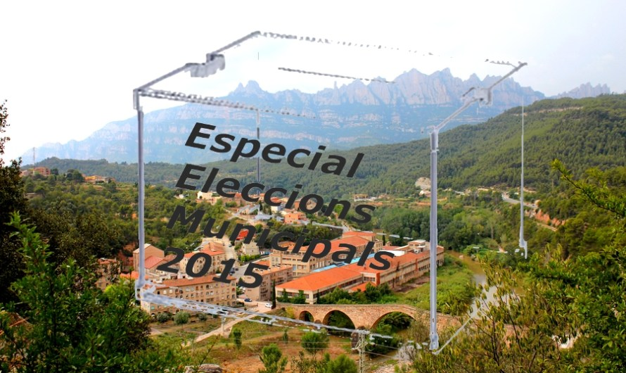 Convocades les eleccions municipals del 24 de maig.