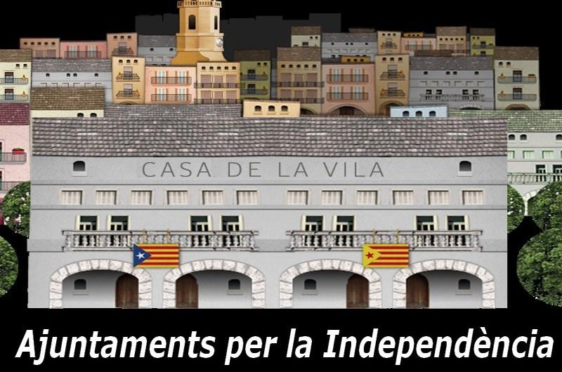 Alcaldables de Castellbell i el Vilar es comprometen amb el procés català