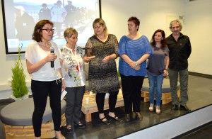 L'Equip d'Infermeria de l'EAP Sant Vicenç de Castellet, premiat a la Jornada d'Infermeria del Bages