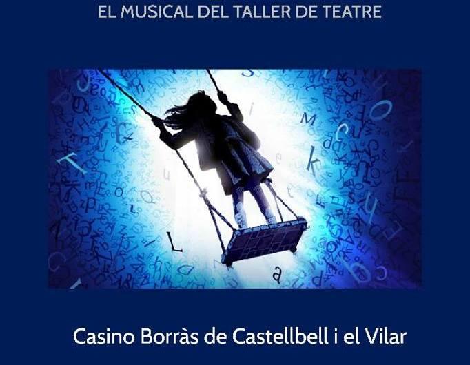 Els alumnes de l'Escola Jaume Balmes de Castellbell i el Vilar protagonitzaran el musical 'Matilda' diumenge al Casino Borràs