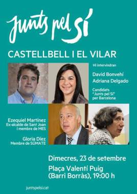 Acte JpS a Castellbell