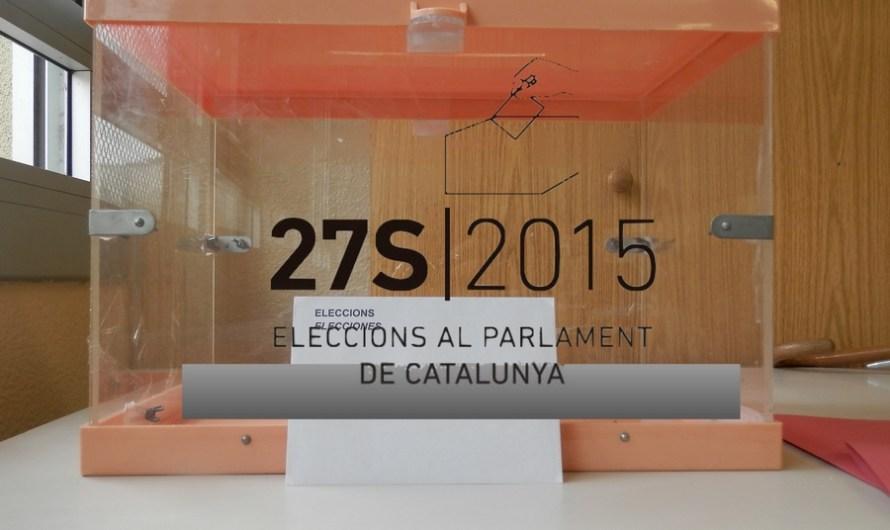 Resultats definitius a Castellbell i el Vilar 100% escrutat