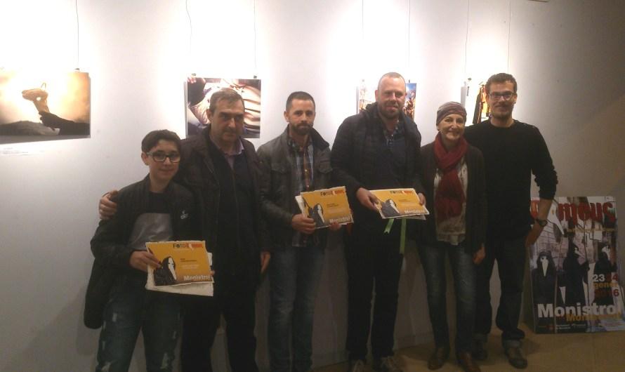 Monistrol fa entrega dels premis del concurs de fotogràdfies de Romeus 2016.
