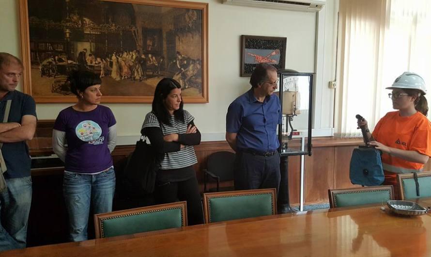 Els diputats i diputades del Bages al Parlament de Catalunya visiten les instal·lacions mineres d'ICL a Sallent