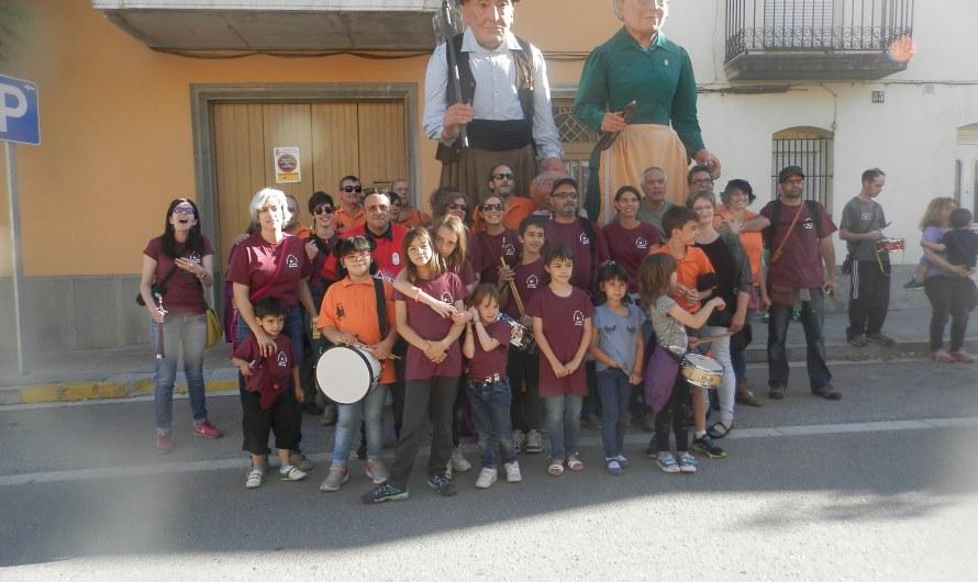Èxit a la 21ena trobada de gegants de Castellbell i el Vilar