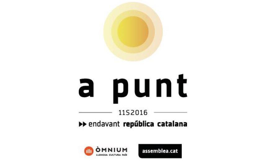 Presenten la mobilització de l'onze de setembre a Catalunya.