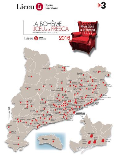 Mapa municipis liceu a la fresca