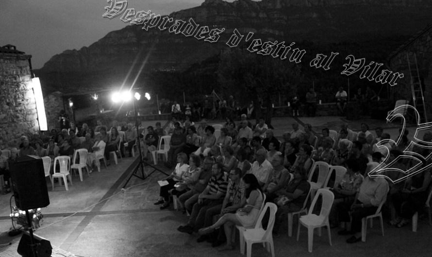 Les violines omplen «El Mas del Puig» al darrer concert de les vesprades d'estiu al Vilar 2016