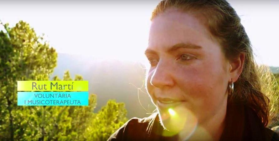 L'experiència d'una jove bagenca en el Servei de Voluntariat Europeu protagonitza un vídeo de la Comissió Europea
