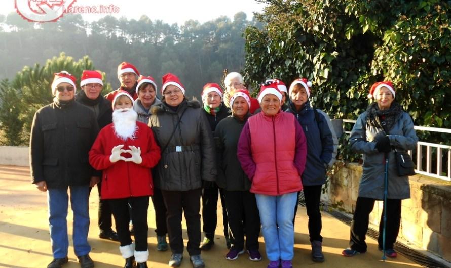 Darrera caminada del 2016 del grup de caminades saludables a Castellbell i el Vilar.