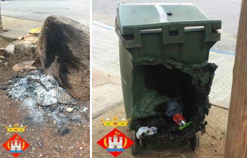 L'any comença igual que l'anterior: noves bretolades, aquest cop a la zona esportiva municipal del Castellbell i el Vilar