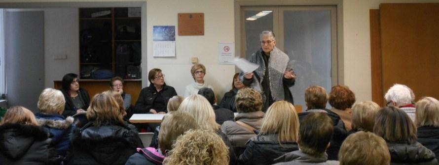 El Centre d'amistat de Castellbell i el Vilar,fa una reunió informativa a les seves associades.