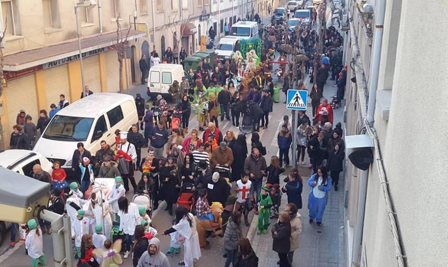 Castellbell i el Vilar celebra un animat carnestoltes