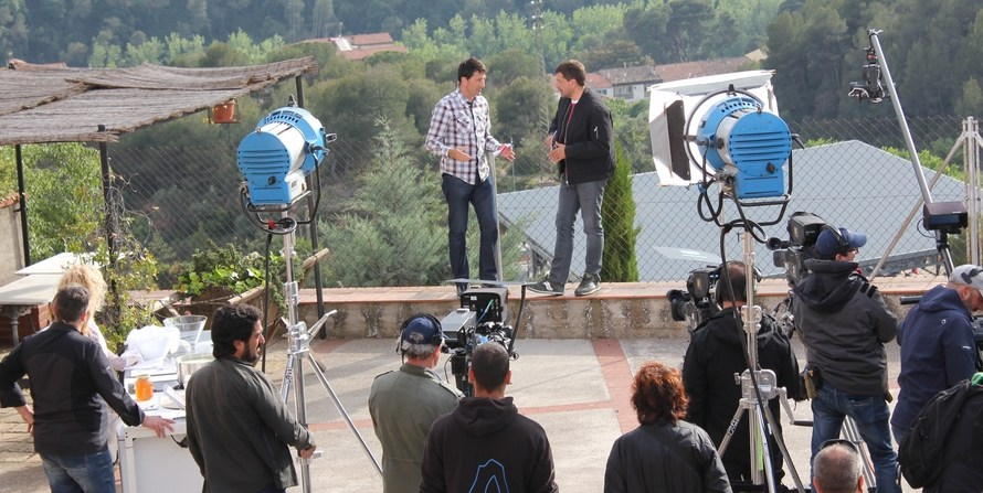 Així ha estat el pas del programa divendres de TV3 a Castellbell i el Vilar