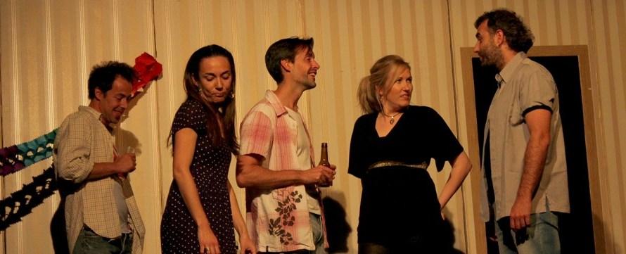 «L'últim estiu» del grup teatral Mala fama, de Manresa, actua a Castellbell i el Vilar.
