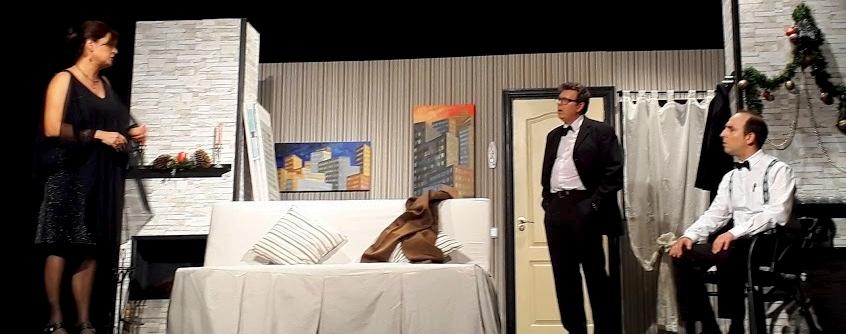 El grup teatral bagenc «Paranys» porta a Castellbell i el Vilar «La cançó de les mentides»