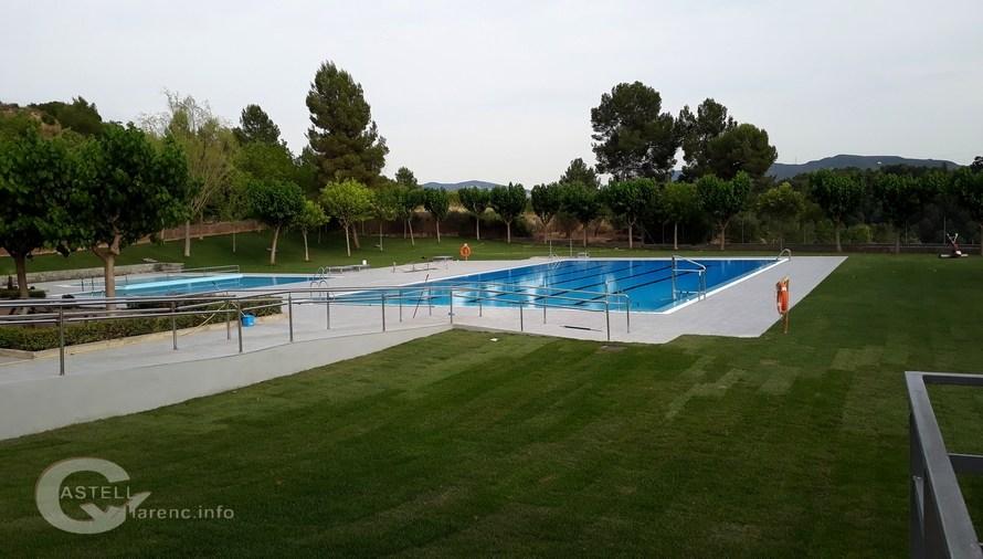 L'Ajuntament de Castellbell i el Vilar estima que obrir la piscina suposa una despesa de 54.000 euros aquest estiu