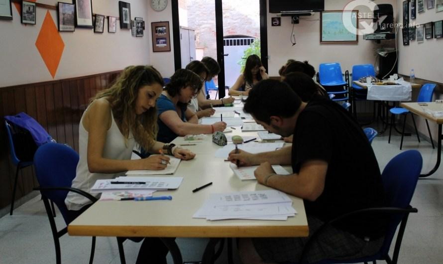 Nou taller de scrap amb la reconeguda tallerista Aurora Almunia aquest dissabte a Castellbell i el Vilar