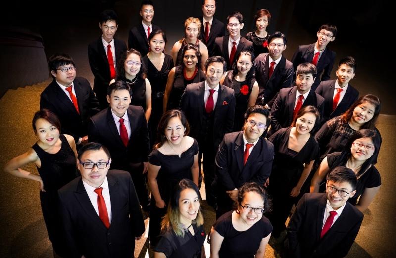 Raffles Singers