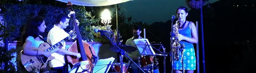 The New Jazz Quartet captiva un públic entregat a les vesprades del Vilar a Castellbell i el Vilar.