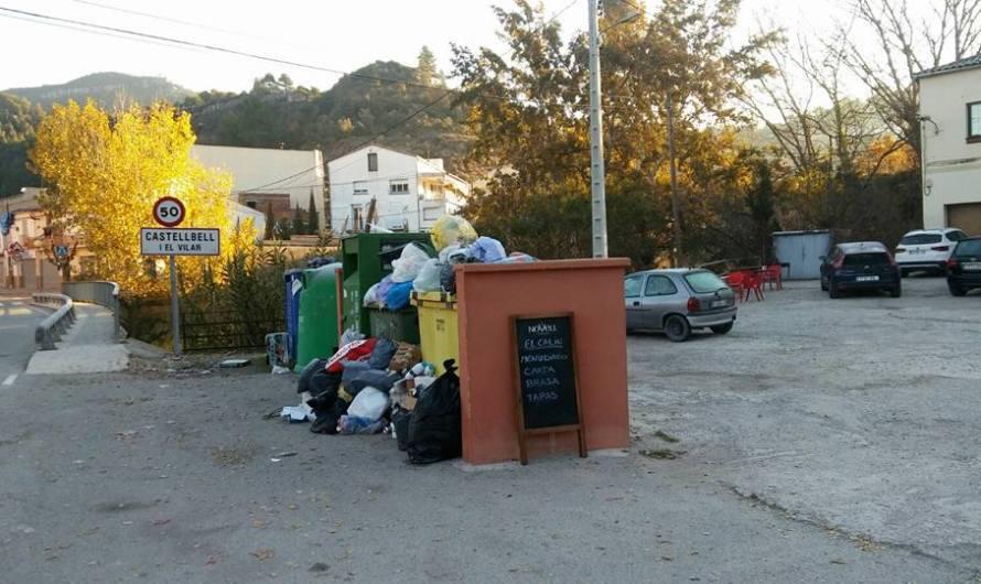 El Servei de porta a porta a Vacarisses col·lapsa els contenidors de Castellbell i el Vilar.