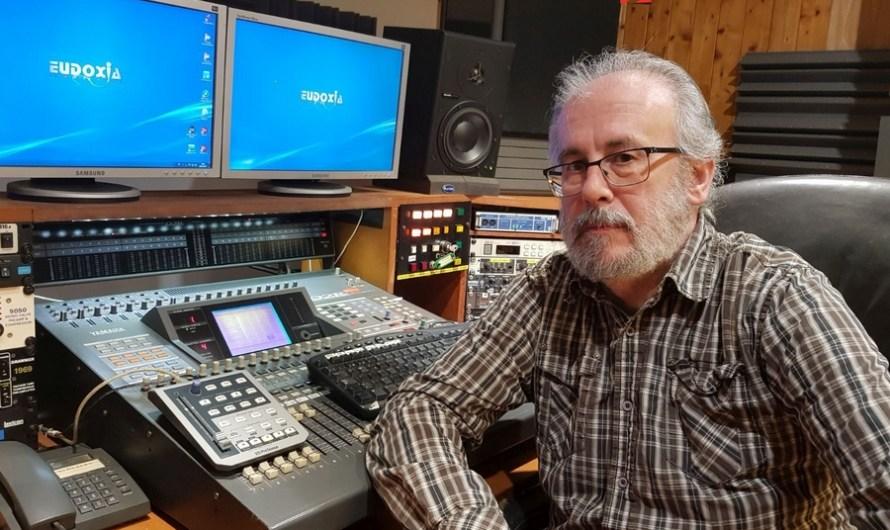 """Entrevista a Miquel Marín: """"A l'estudi de gravació ser tècnic i músic és un valor afegit"""""""