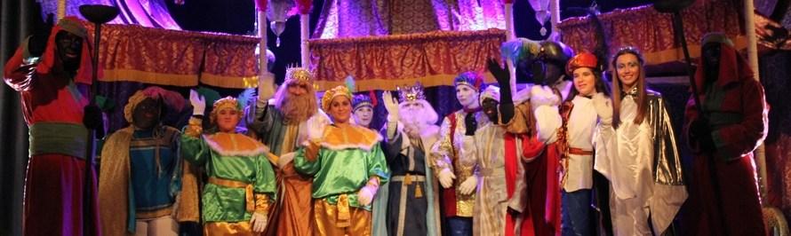 Tot a punt per l'arribada dels reis mags a Castellbell i el Vilar