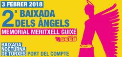 La segona edició de la Baixada dels Àngels tindrà lloc aquest dissabte a benefici del futur Hospital de dia d'Oncologia d'Althaia de Manresa