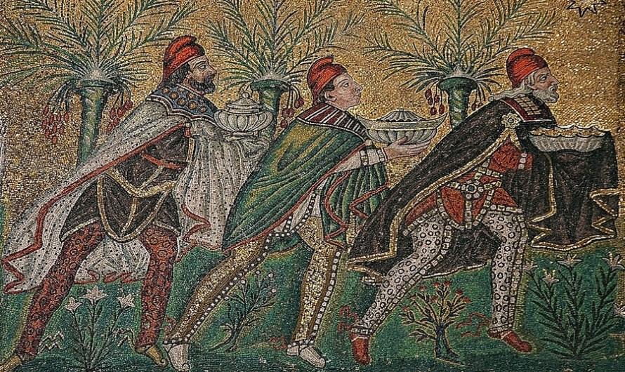 Qui eren els mags de l'Orient?