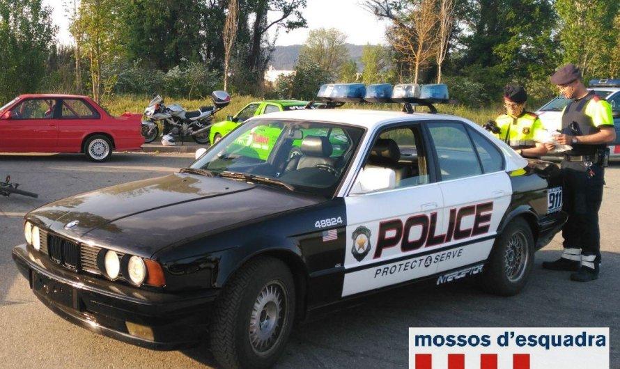 El mossos denuncien a 3 persones per infraccions contra la seguretat viaria a Avinyó i a Sallent