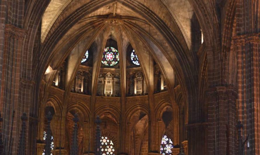 Cròniques de la Lilian: La Catedral de Barcelona