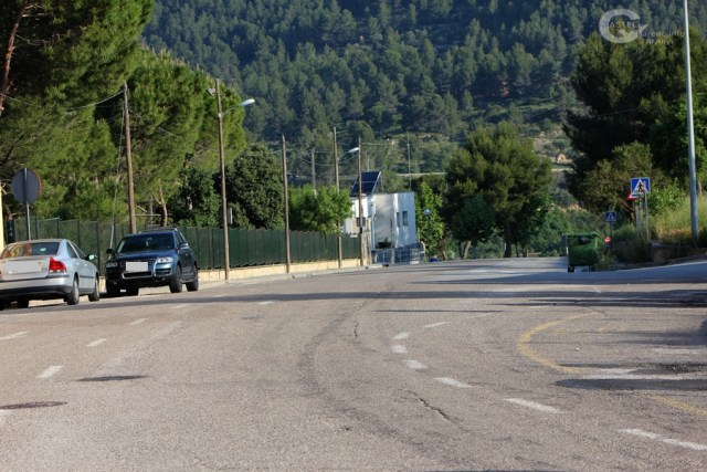 Avinguda Catalunya ( sense Asfaltat nou )