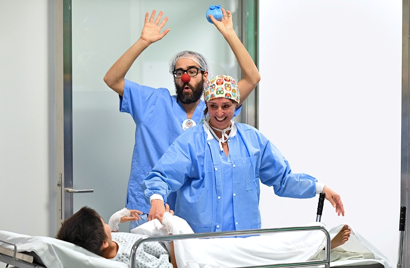 Althaia(Manresa)organitza una exposició fotogràfica per visibilitzar la tasca que fan les infermeres els 365 dies l'any