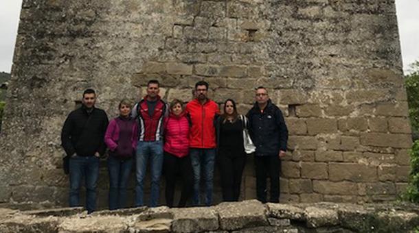 L' Ajuntament de Sant Vicenç de Castellet reivindica l'entorn de Sant Pere de Valhonesta