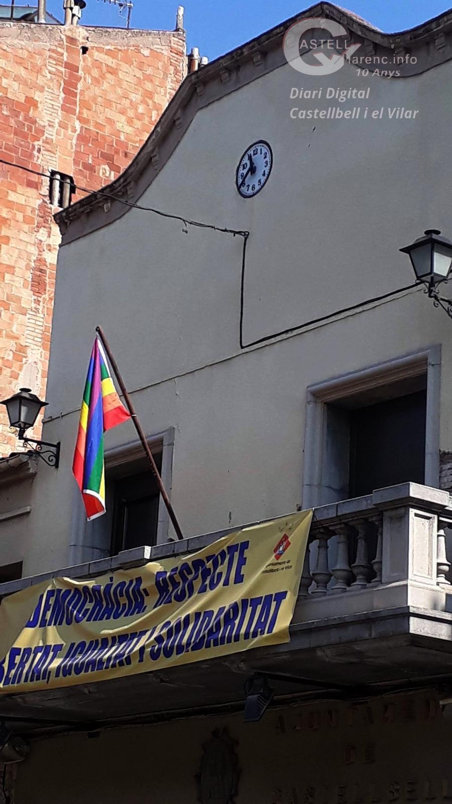 Ajuntament_bandera LGTB_1