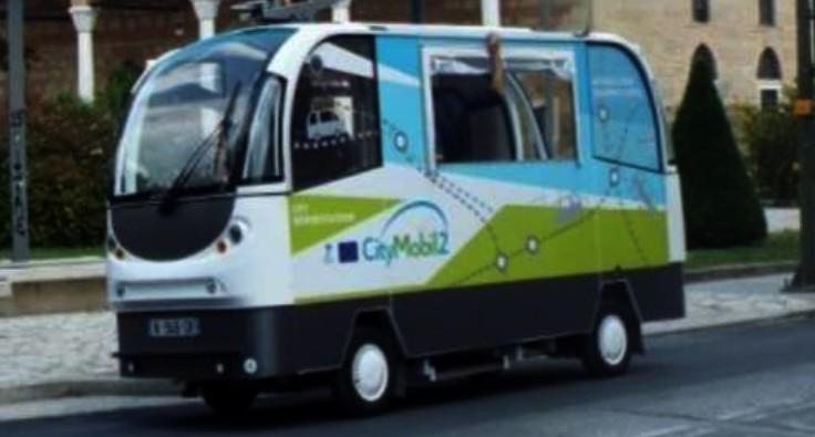 El transport públic autònom(sense xòfer) arriba a Catalunya al setembre
