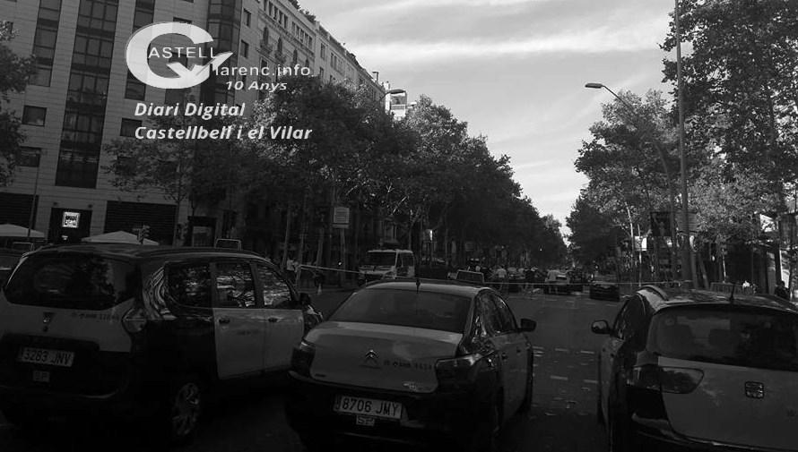 Desconvocada la vaga de taxistes