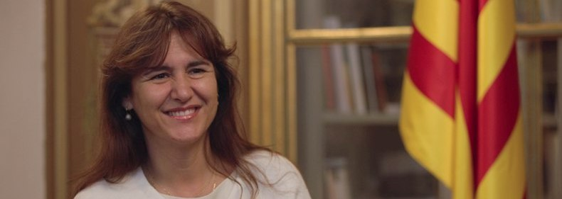 Entrevista amb:Laura Borràs ,Consellera de Cultura