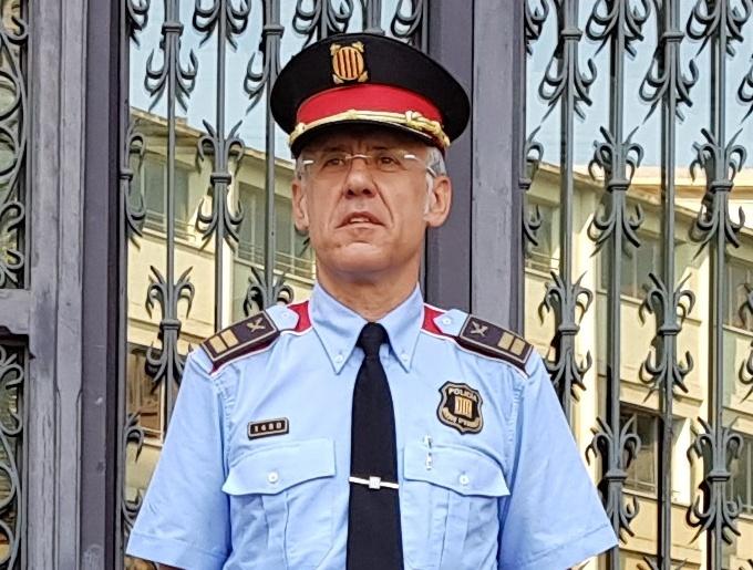 El surienc Miquel Esquius, nou comissari en cap del Mossos d'Esquadra