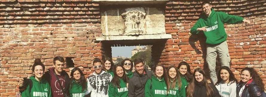 Castellbell i el Vilar acull 10 joves de Rovereto (Itàlia) per participar en la Festa Major.