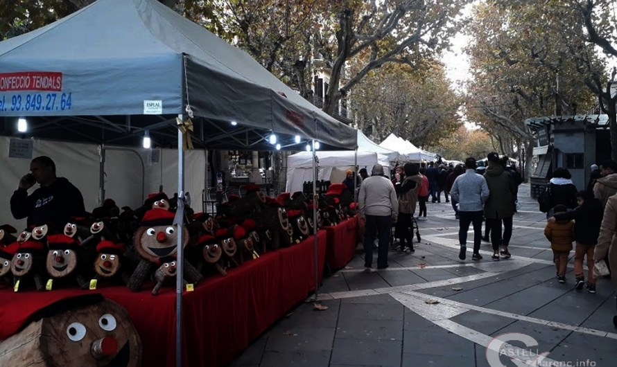 Manresa Gaudeix un any més de la Fira de Sant Andreu