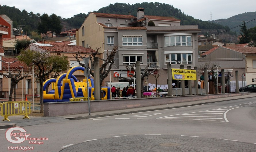 Castellbell i el Vilar, un any més solidari amb la Marató de TV3.
