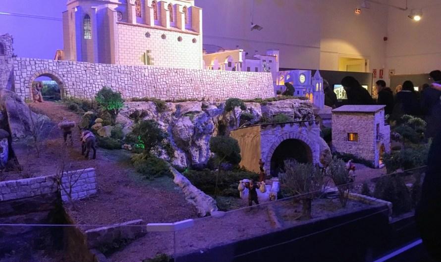 Exposició de Pessebre i Diorames al Casino de Manresa.