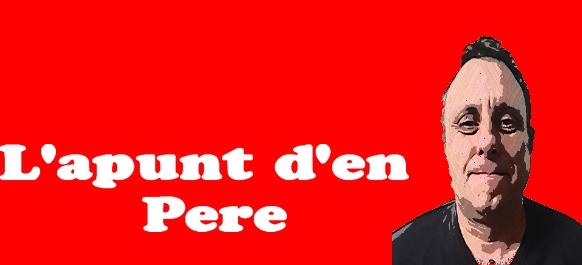 L'Apunt d'en Pere: Un èxit més que inesperat.