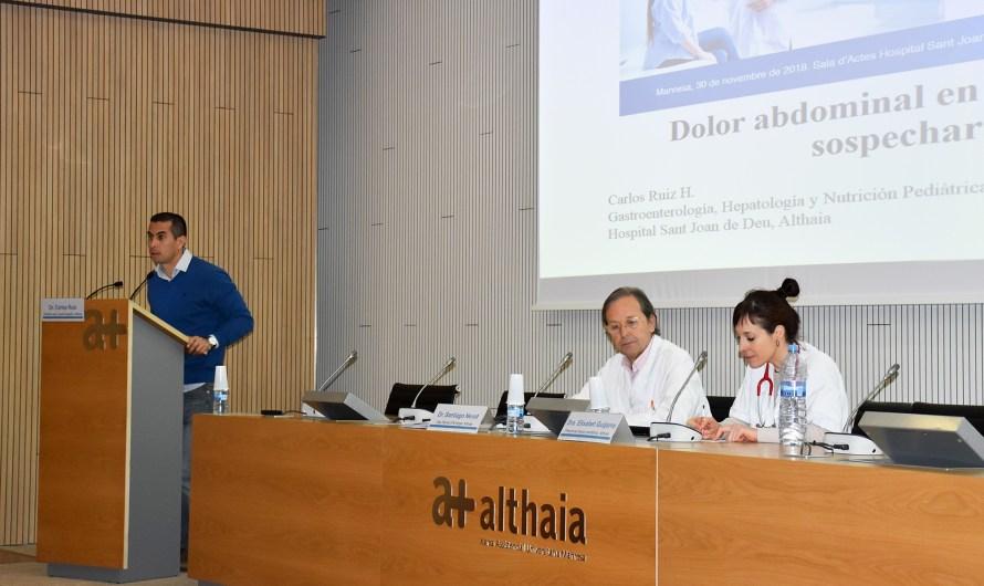 Althaia potencia el treball en xarxa entre l'atenció primària i l'especialitzada per fer un abordatge integral de les al•lèrgies