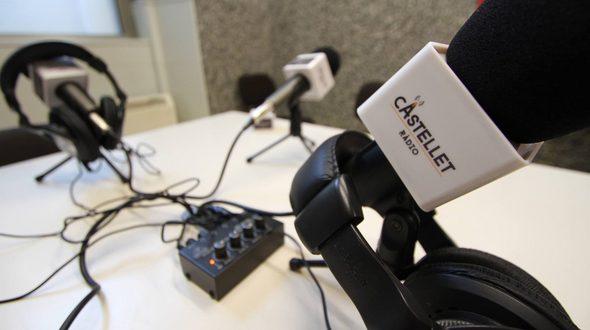 Castellet Ràdio, una emissora oberta a la gent de Sant Vicenç i al Bages Sud
